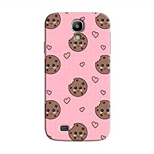Cover It Up Cookie love Hard Case For Samsung Galaxy S4