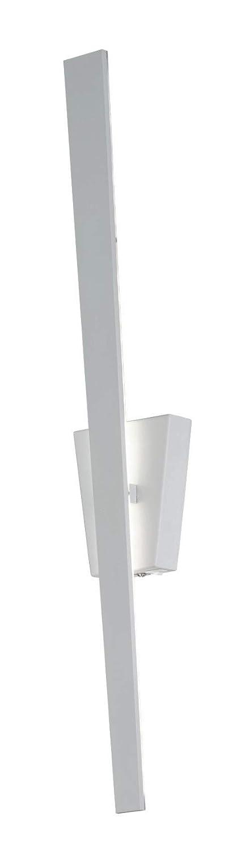 Trio Leuchten Zita 225870131 LED Wandleuchte, Metall, 6 Watt, Weiß Matt