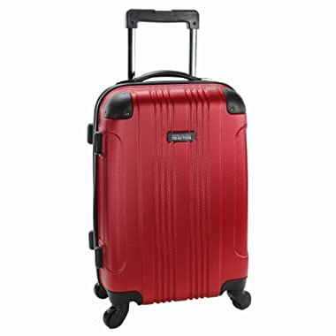 Kenneth Cole Reaction Out of Bounds 20  4 Wheel Upright , Red, One Size