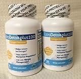 EstroDetox Plus 100 - Helps Remove Bad Estrogen - Helps Support Hormonal Regulation - Aids with Weight Management