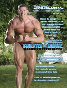 Sculpted By Choice: A Training Documentary with James Kohler, Mr. Natural - Kohler Natural
