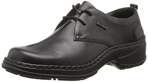 Josef Seibel Women's Trisha Oxford, Black Catania, 39 BR/8-9 M US