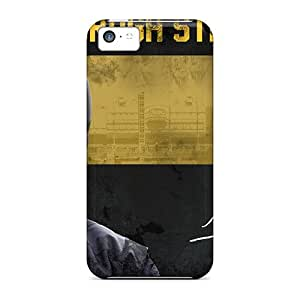 Tanya5423 Premium Protective Hard Case For Iphone 5c- Nice Design - Pittsburgh Steelers