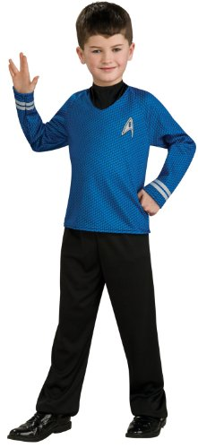 Star Trek into Darkness Spock Costume, Small