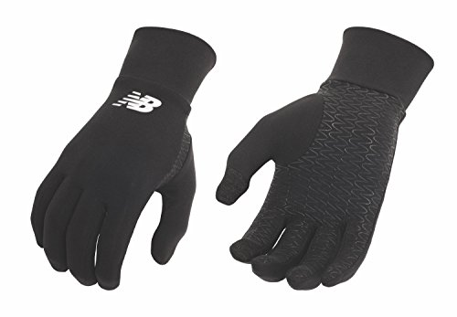 New Balance Lightweight Running Gloves (Black, (Lightweight Running Gloves)