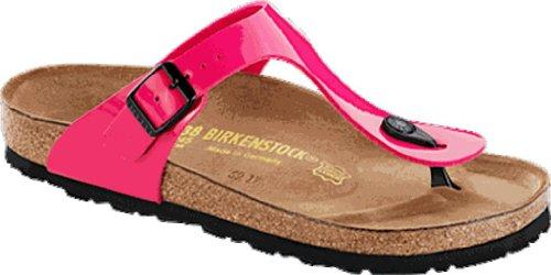 Birkenstock - Scarpe da donna, multicolore(lack pink), 35