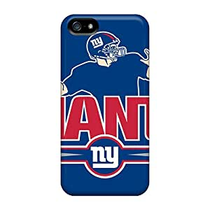 Excellent Design New York Giants Case Cover For Iphone 5/5s