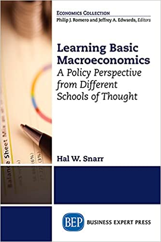 Learning basic macroeconomics a policy perspective from different learning basic macroeconomics a policy perspective from different schools of thought hal w snarr 9781631570810 amazon books fandeluxe Image collections