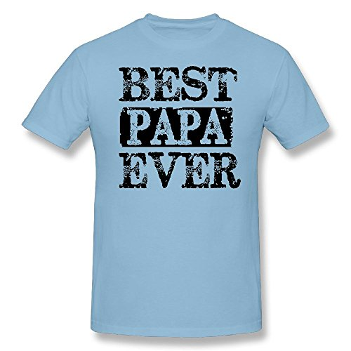 Fresh Tees Best Papa Ever T Shirt Fathers Day Shirt Papa Tshirt Gifts For Grandpa Father Day Gift
