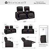 Seatcraft Apex Home Theater Seating - Top Grain