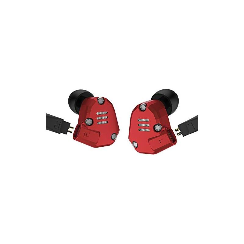 Wired Earbud Headphones Yinyoo KZ ZS6 Re