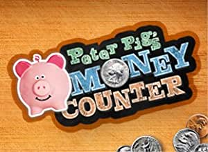 Peter pigs money counter