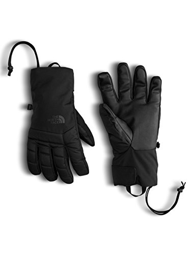 The North Face Youth Guardian Etip Glove TNF Black Size (Youth Gauntlet Gloves)