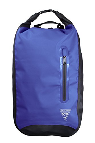 Seattle Sports Eddy Pack - Waterproof Backpack - 20L - Quick Access Pocket - Comfortable Shoulder Straps- Perfect for Commuting, Bike, Kayak, SUP, Travel