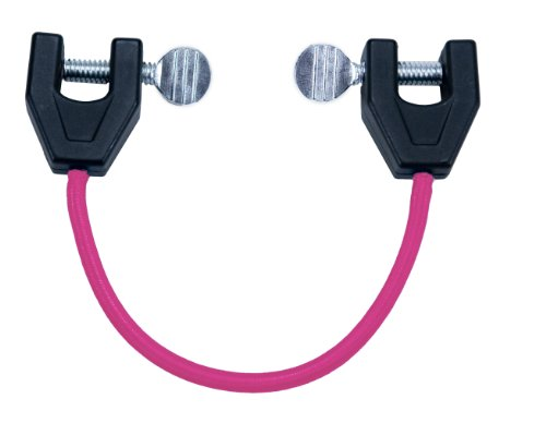 Lucky Bums Easy Wedge Ski Training Aid, Pink (Ski Tip Connector)