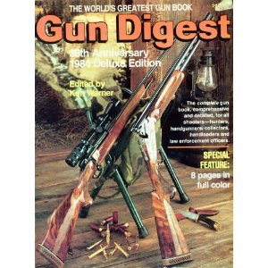 Gun Digest, 38th Anniversary 1984 Deluxe Edition
