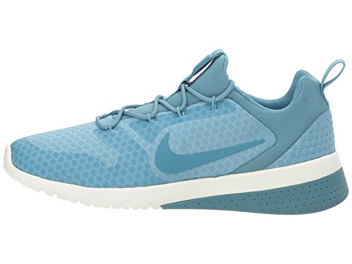Nike Womens Ck Racer Low Top Lace Up Running Sneaker Cerulean/Cerulean/Sail