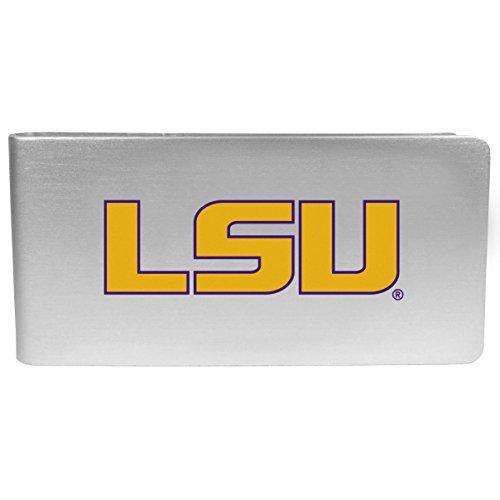 - NCAA LSU Tigers Logo Money Clip