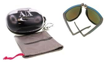 ARMANI EXCHANGE Gafas de sol AX 4012 801533 Gris Azul 51MM