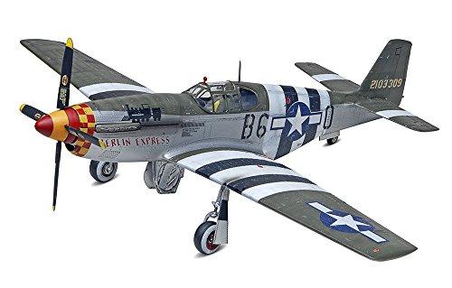 アメリカレベル 1/32 P-51B ムスタング 05535 プラモデルの商品画像