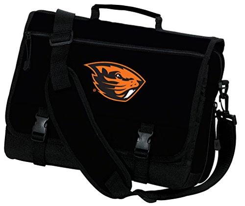Broad Bay Oregon State University Laptop Bag OSU Beavers Computer Bag or Messenger Bag