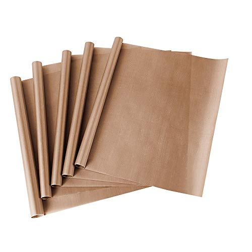 SS SHOVAN PTFE Teflon Sheet for Heat Press Transfer Sheet Non Stick 16 x 20