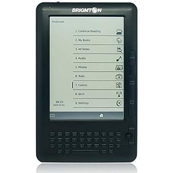 Libro Electronico Brigmton Ebook Tactil 6