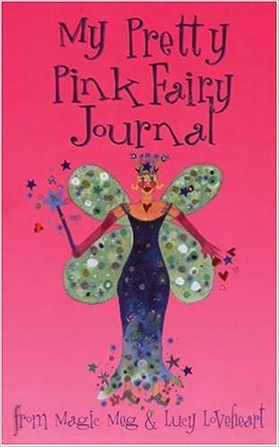 Descarga gratuita My Pretty Pink Fairy Journal PDF