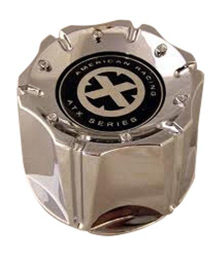 - American Racing ATX 1342100011 Chrome Wheel Center Cap