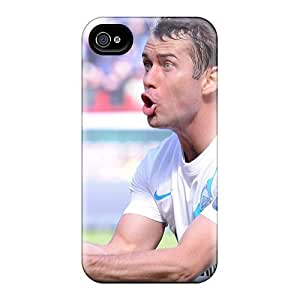 For Iphone Cases, High Quality The Player Of Zenit Alexander Kerzhakov For Iphone 6 Covers Cases