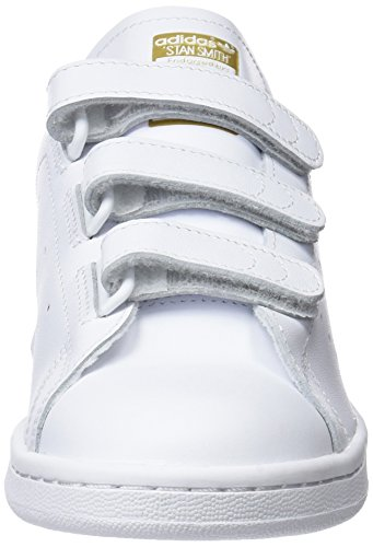 White adidas Ftwr Fitness Gold Bianco Uomo da Ftwr Smith CF Met Stan White Scarpe RBRrPq