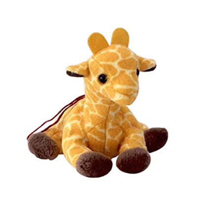 TY Jingle Beanie Baby - TWIGS the Giraffe: Toys & Games