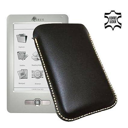 Funda para e-reader Icarus Sense G2 E651SR lector de eBook eReader ...