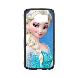 Frozen Samsung Galaxy S6 Cell Phone Case White H7896040