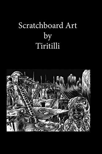 (Scratchboard Art: Art - Only a scratch away)