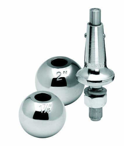 DRAW TITE 63801 Interchangeable Hitch Ball Draw-Tite
