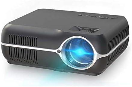 Mankvis - DIY Proyector de Cine en casa proyector de Oficina HD ...