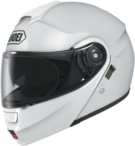 SHOEI Neotec White Size:XXL Motorcycle Full-face-helmet