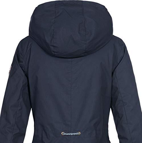 Azul Invierno Ragwear Chaqueta W De Monadis wSqzFCq7W