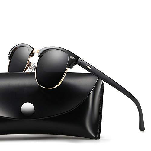 Sunglasses Women Retro Designer Sun Glasses Female Male Fashion Mirror Sunglass,NO7,not include ()
