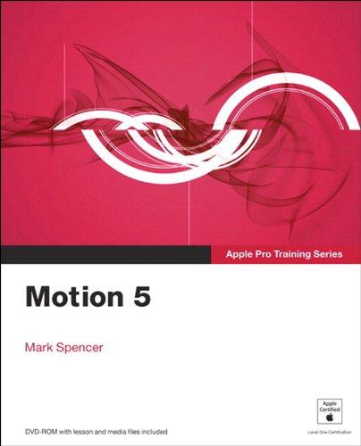 Download Apple Pro Training Series: Motion 5 Pdf