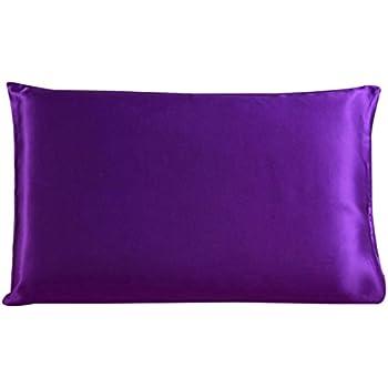 Amazon Com Hodeco Nature Silk Pillowcase 14x20 Inches