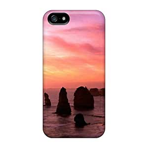 Hard Plastic Iphone 5/5s Case Back Cover,hot Twelve Apostles Australia Case At Perfect Diy