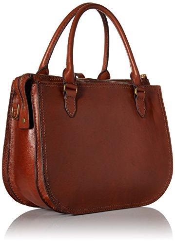 Brown Brown Fossil Ryder Satchel Handbag Ryder Fossil Satchel Handbag Brown Fossil Ryder Fossil Satchel Handbag qxxI0A4w