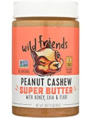 Wild Friends - All Natural Peanut Cashew Super Butter - 16 oz.
