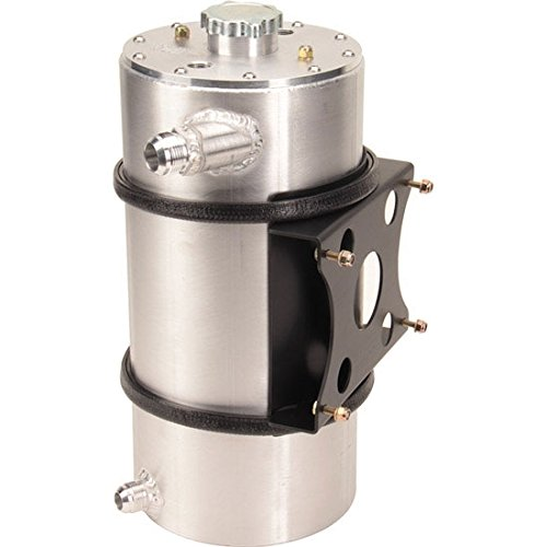 Speedway Motors Dry Sump Tank With Bracket, 8 x 16 Inch