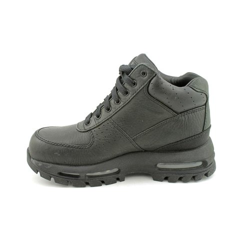 Nike Kids Air Max Goadome (GS) Black/Black/Metallic Silver Boot 5.5Y - Image 1