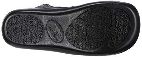 Rocket Dog Slope - Botas de piel de oveja sintética para mujer gris - Grau (CHARCOAL AG8)