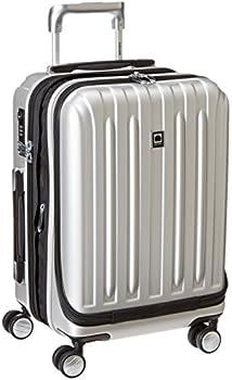 Delsey Paris Helium Titanium Hardside Luggage