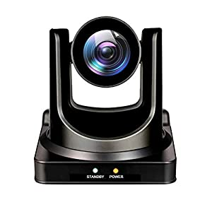 AVKANS PTZ Camera 20X SDI PTZ IP Streaming Camera with Simultaneous HDMI and 3G SDI Outputs PoE vMix OBS Support